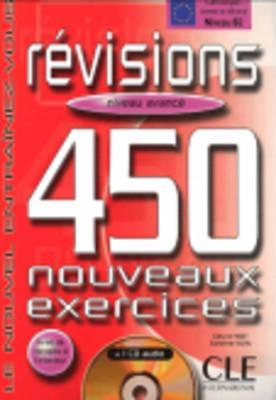 Revisions 250 Exercises Textbook + Key + Audio CD (Advanced B2) por Anne-Marie Johnson