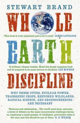Whole Earth Discipline par Stewart Brand