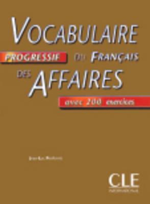 Vocabulaire progressif du franais des affaires avec 200 exercices 3630389 fandeluxe Image collections