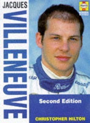 Jacques Villeneuve: Champion of Two Worlds por Christopher Hilton