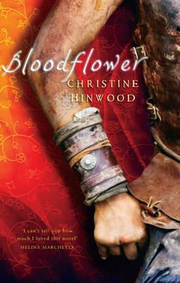 Bloodflower by Christine Hinwood