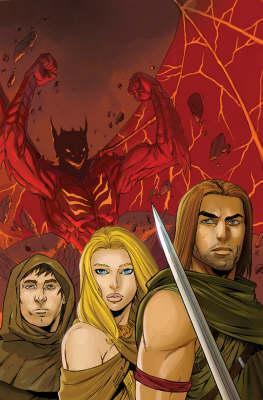 The Demon Awakens Graphic Novel Vol. 1