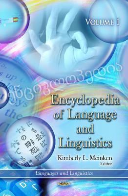 Encyclopedia of Language & Linguistics