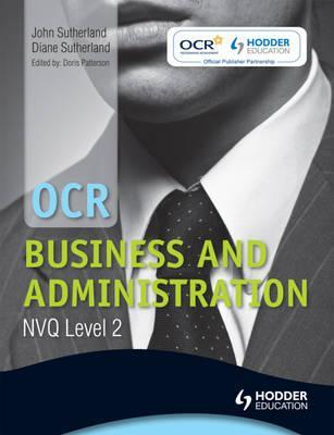 OCR Business and Administration: NVQ Level 2
