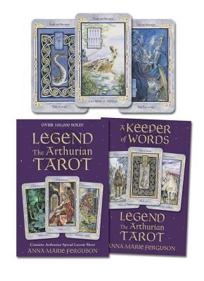 Legend Kit: The Arthurian Tarot [With 78 Full-Color Cards]