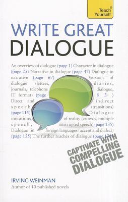 how do you write dialogue