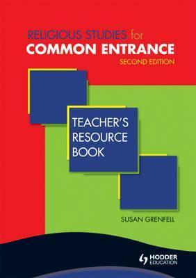 Religious Studies for Common Entrance. Teacher's Resource Book