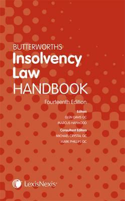 Pdf anglais books téléchargement gratuit Butterworths Insolvency Law Handbook. Edited by Michael Crystal, Mark Phillips, Glen Davis by Michael Crystal 1405755938 PDF
