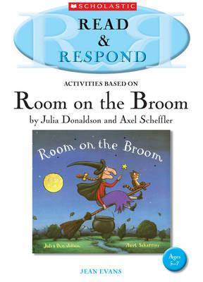 Read & Respond: Activities Based on Room on the Broom