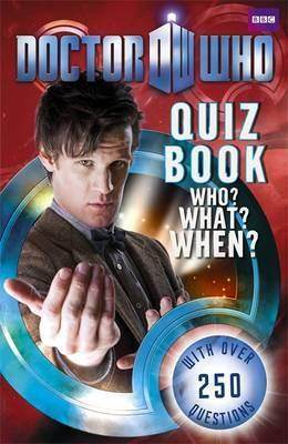 Doctor Who Quiz Book