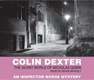 Ebook The Silent World of Nicholas Quinn by Colin Dexter TXT!