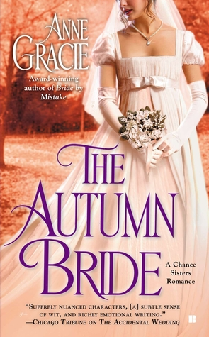 The Autumn Bride(Chance Sisters 1)