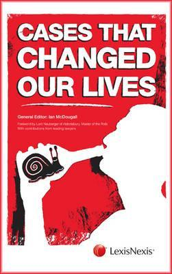 Cases That Changed Our Lives por Ian McDougall 978-1405755887 PDF iBook EPUB