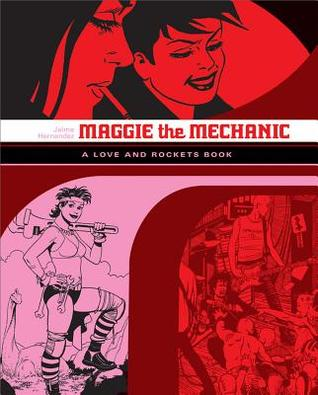 Maggie the Mechanic (Locas, #1)