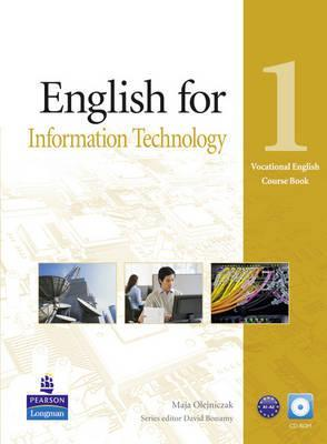 information technology english course vocational books series cd rom editions amazon