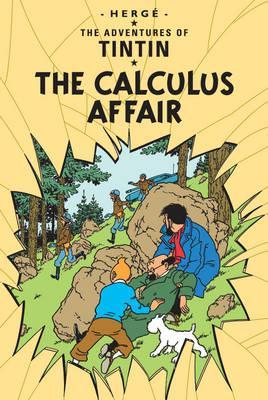 The Calculus Affair por Hergé