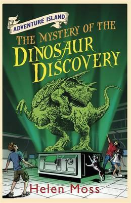 The Mystery of the Dinosaur Discovery (Adventure Island #7)