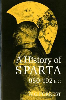 A History of Sparta 950-192 BC
