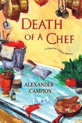 Death of a Chef (Capucine Culinary Mysteries #4)
