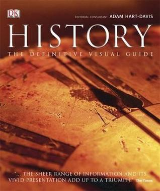 History: The Definitive Visual Guide   From The Dawn Of Civilization To The Present Day