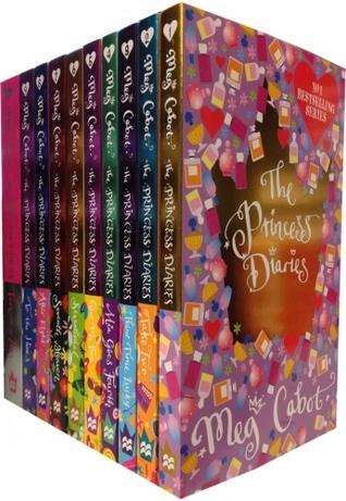 The Princess Diaries Collection (The Princess Diaries, #1-10)
