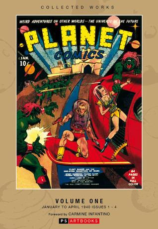 Roy Thomas Presents: Planet Comics, Vol. 1