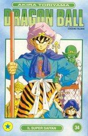Dragon Ball, Vol. 34