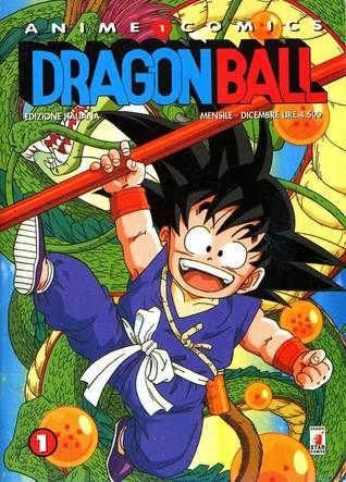 Dragon Ball Anime Comics, Vol. 1