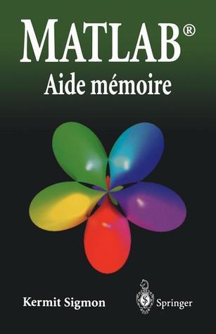 MATLAB: Aide-Memoire