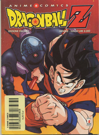 Dragon Ball Z Anime Comics, Vol. 2