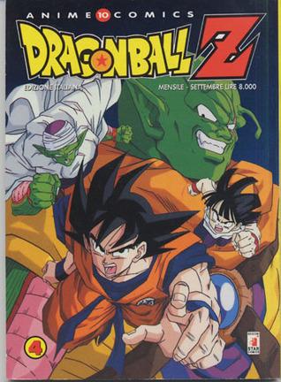 Dragon Ball Z Anime Comics, Vol. 4