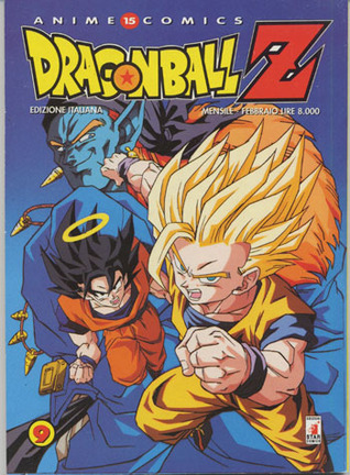 Dragon Ball Z Anime Comics, Vol. 9