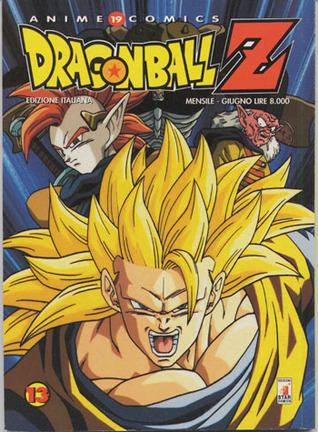 Dragon Ball Z Anime Comics, Vol. 13