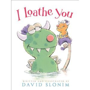 Ebook I Loathe You by David Slonim TXT!