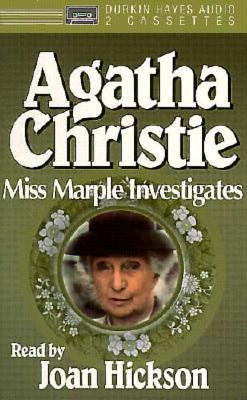 Miss Marple Investigates (Perfect Maid / Caretaker / Tape Measure / Strange Jest)
