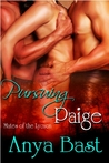 Pursuing Paige (Mates of the Lycaon, #2)