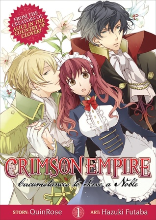 Crimson Empire Vol. 1