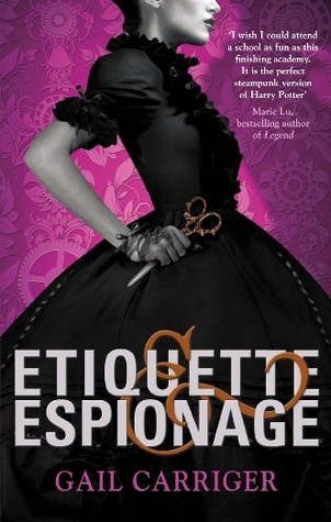 Etiquette And Espionage Gail Carriger Pdf