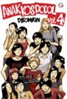 Anak Kos Dodol Dikomikin Vol. 4