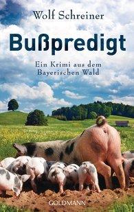 Bußpredigt by Wolf Schreiner
