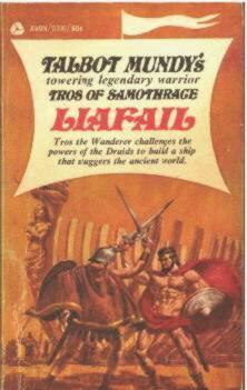 Liafail (Tros of Samothrace, #3)