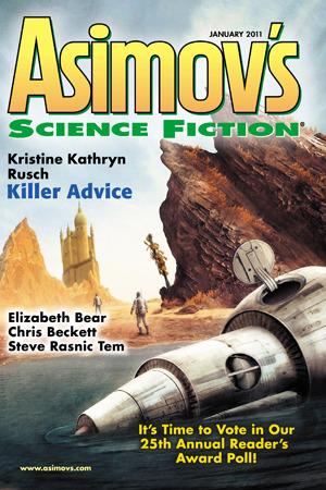 Asimov's Science Fiction, January 2011