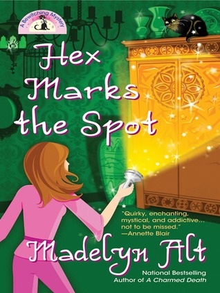 Hex Marks the Spot (A Bewitching Mystery, #3)