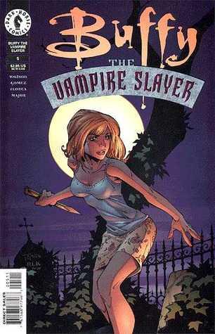 Buffy the Vampire Slayer #5 (Buffy Comics, #5)