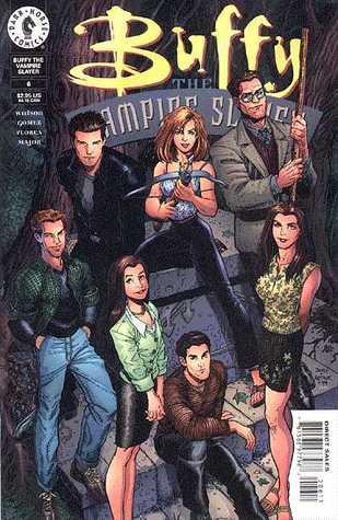 Buffy the Vampire Slayer #6 (Buffy Comics, #6)