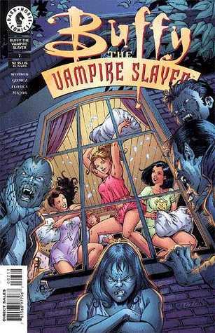 Buffy the Vampire Slayer #7 (Buffy Comics, #7)