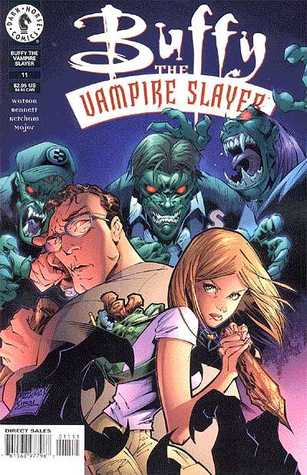 Buffy the Vampire Slayer #11 (Buffy Comics, #11)