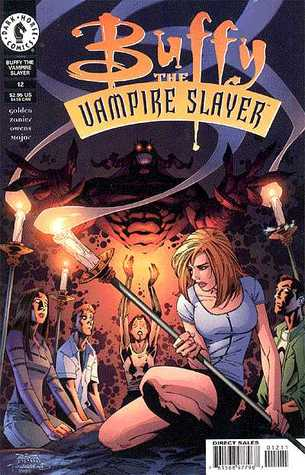 Buffy the Vampire Slayer #12 (Buffy Comics, #12)