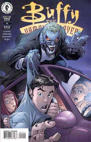 Buffy the Vampire Slayer #15 (Buffy Comics, #15)
