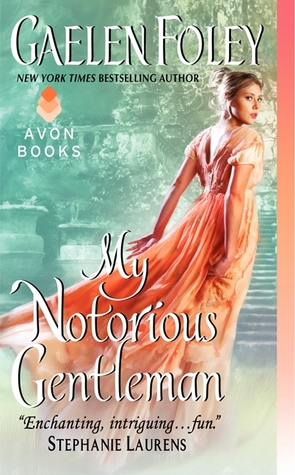 My Notorious Gentleman (The Inferno Club, #6)